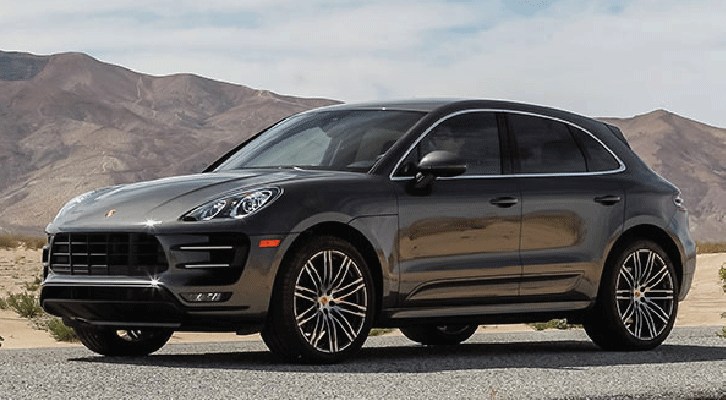 Take the Porsche Macan 245M 7PDK for a week